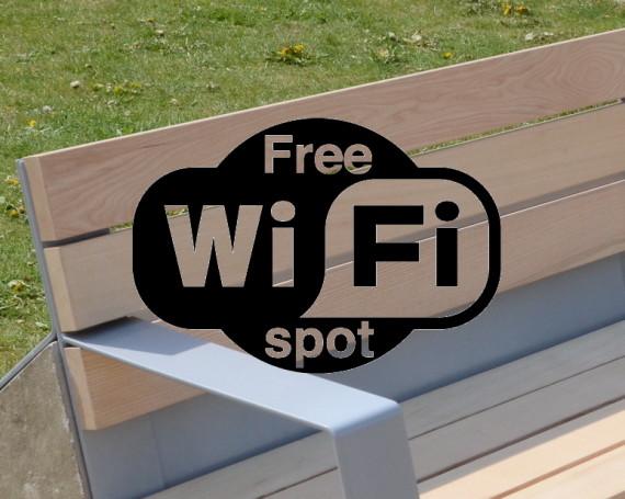 připojení k internetu přes Wi-fi
